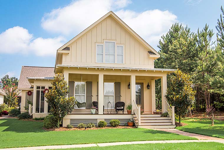 House Plan 51934