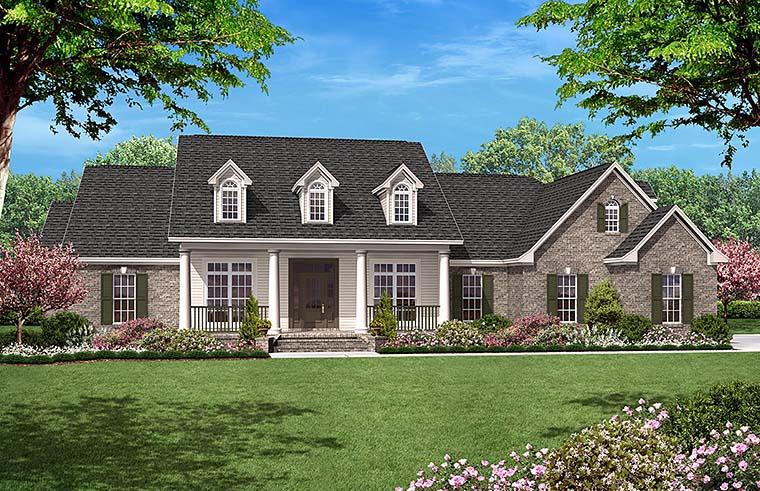 House Plan 51953