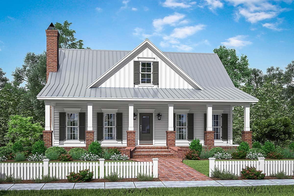 House Plan 51994