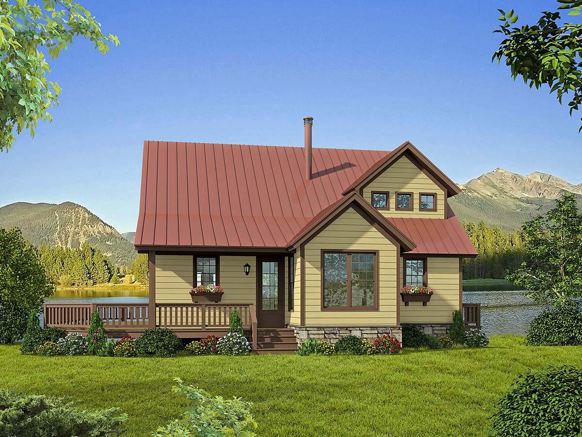 House Plan 52131