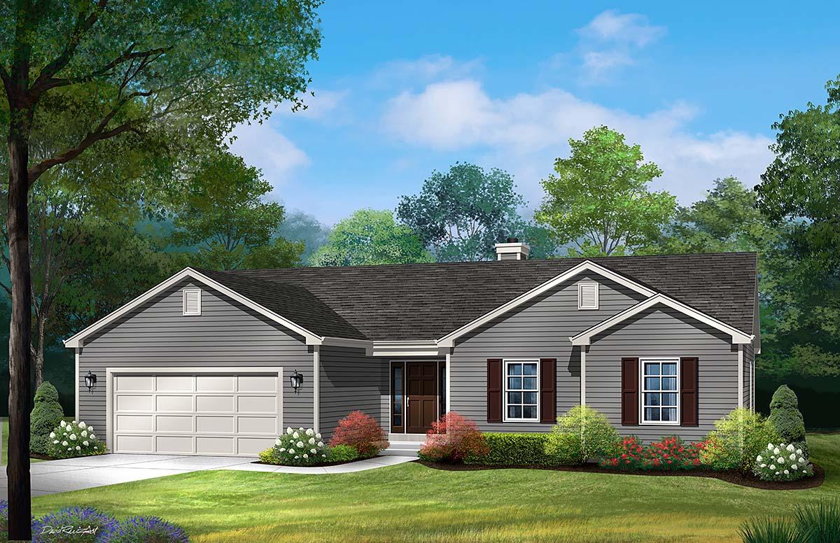 House Plan 52202
