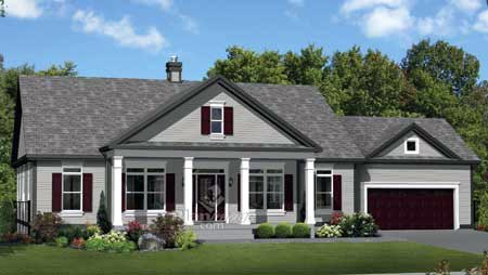 House Plan 52535