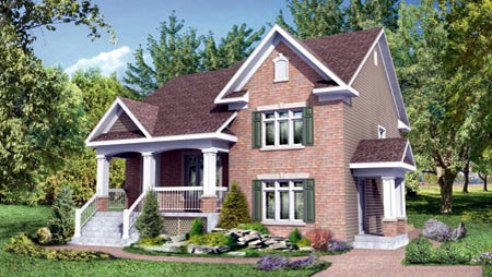 Multi-Family Plan 52766