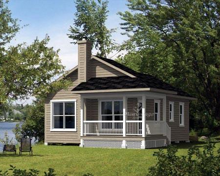House Plan 52785