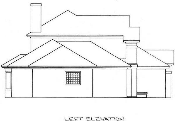 House Plan 53246 with 3 Beds, 3 Baths, 2 Car Garage Picture 1