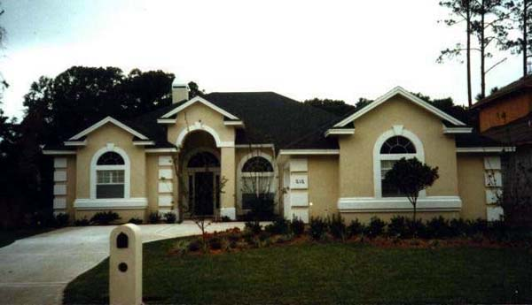 House Plan 53250 with 3 Beds, 2 Baths, 2 Car Garage Picture 1