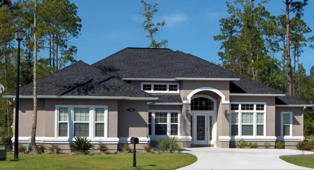 House Plan 53423 with 5 Beds, 2 Baths, 2 Car Garage Picture 1