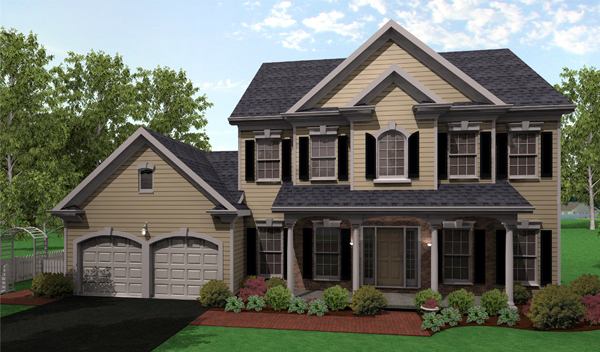 House Plan 54030