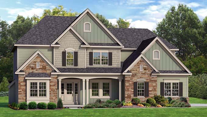 House Plan 54046
