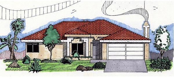 House Plan 54601