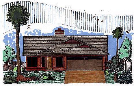 House Plan 54605