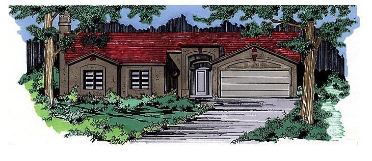House Plan 54608