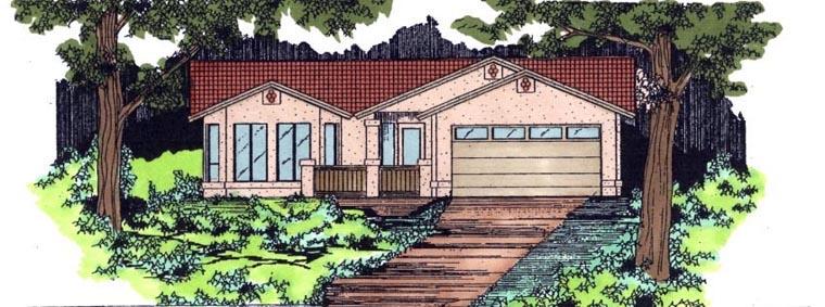 House Plan 54675