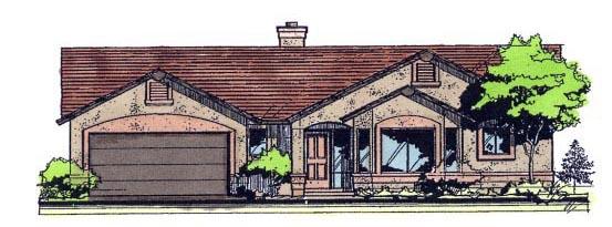 House Plan 54676