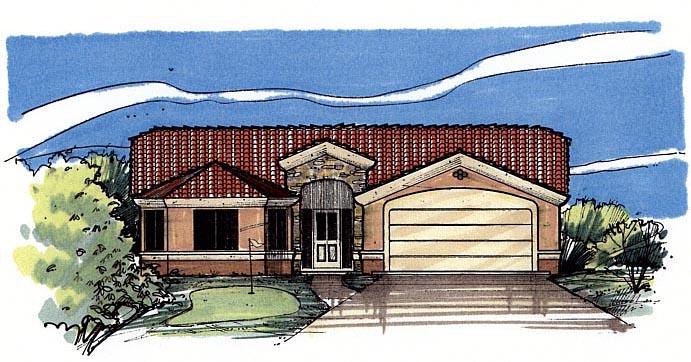 House Plan 54677