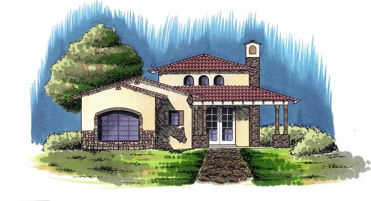House Plan 54723