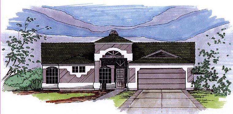 House Plan 54725