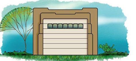 Garage Plan 54771