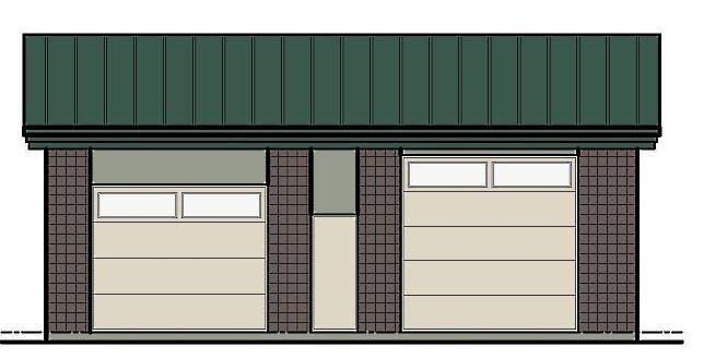 Garage Plan 54772