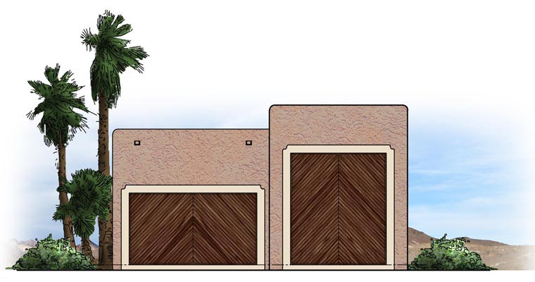 Garage Plan 54775
