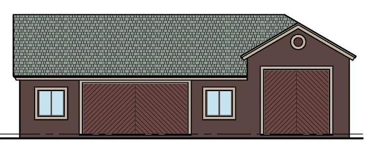 Garage Plan 54778