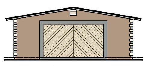 Garage Plan 54785