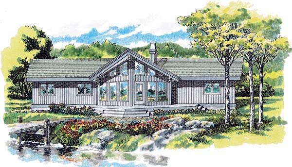 House Plan 55002