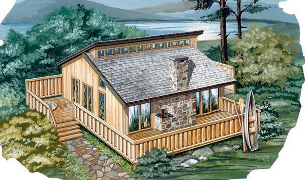 House Plan 55126