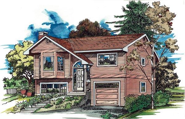 House Plan 55171
