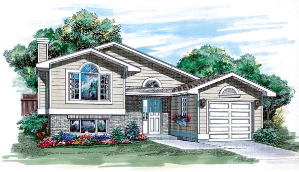 House Plan 55252