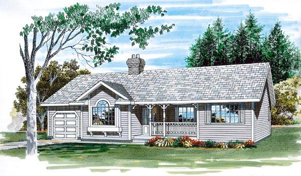 House Plan 55259