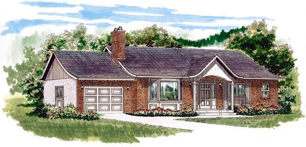 House Plan 55423