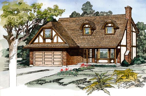 House Plan 55432