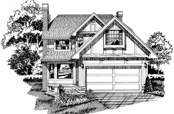 House Plan 55446