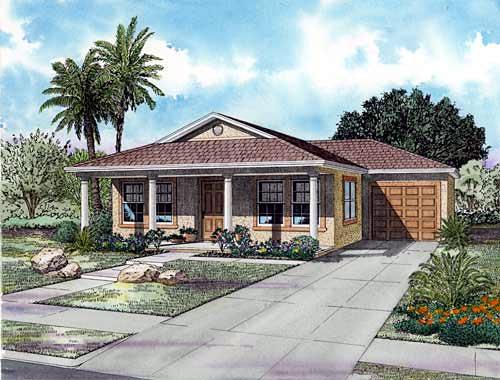 House Plan 55703