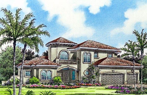 House Plan 55749