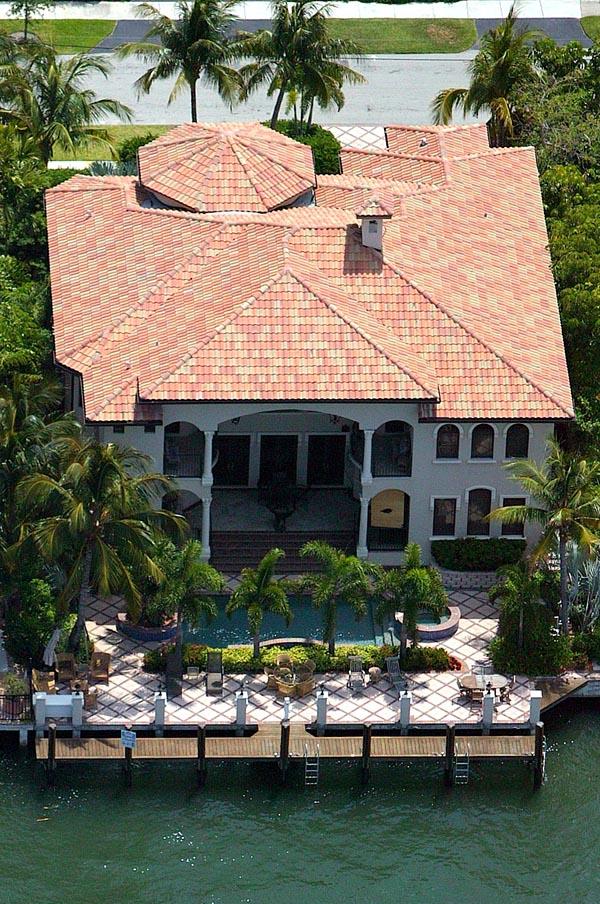 Mediterranean House Plan 55779 with 6 Beds, 7 Baths, 2 Car Garage Picture 2