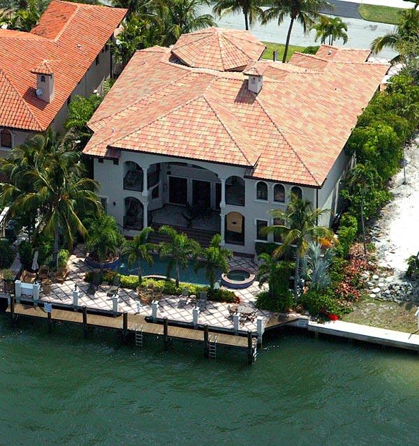 Mediterranean House Plan 55779 with 6 Beds, 7 Baths, 2 Car Garage Picture 3
