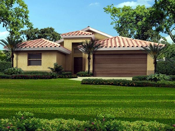 House Plan 55859