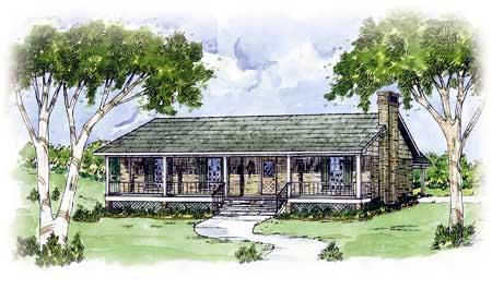 House Plan 56027