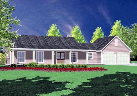 House Plan 56028
