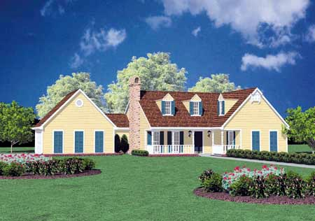 House Plan 56030