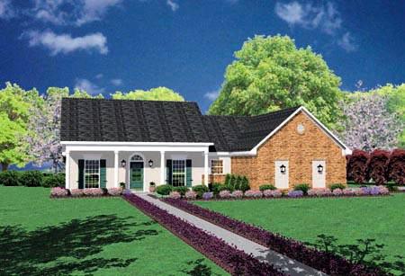 House Plan 56036