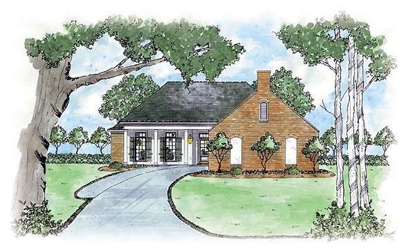 House Plan 56037