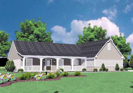 House Plan 56041