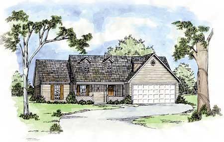 House Plan 56048