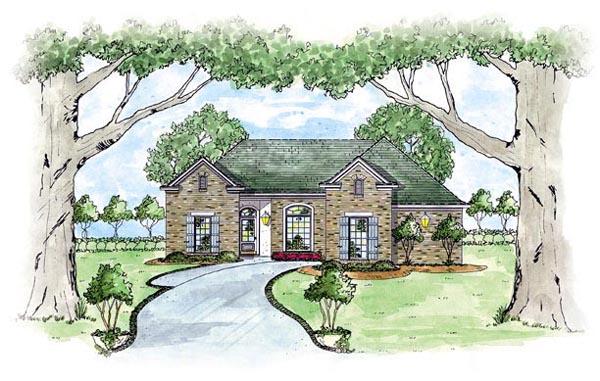House Plan 56071