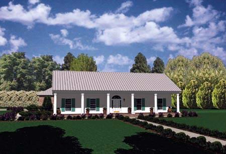 House Plan 56197