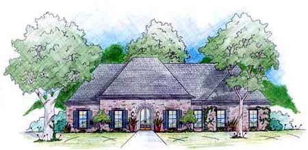 House Plan 56254