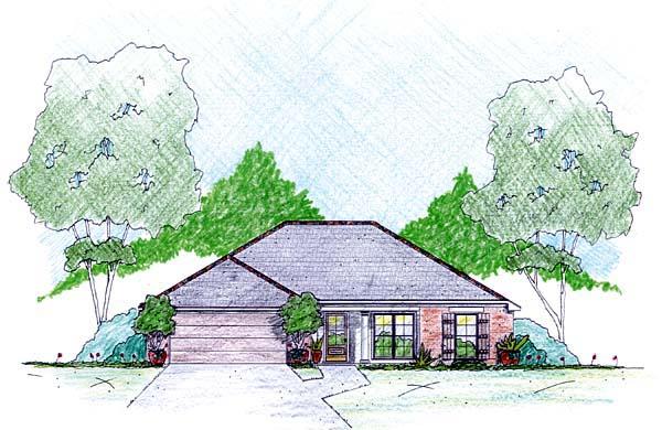 House Plan 56337